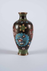 Small Chinese Cloisonné Vase