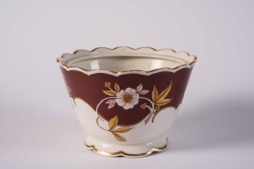 Small Decorative Porcelain Cup